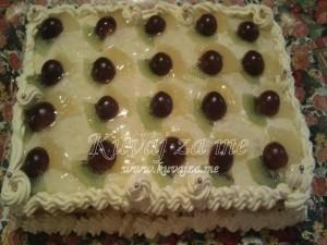 Iskra torta