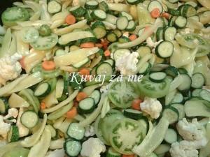 Miješana salata