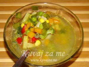 Minestrone 'Top 10'