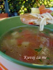 Proljećna juha