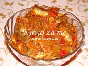 Ukljeve u povrću