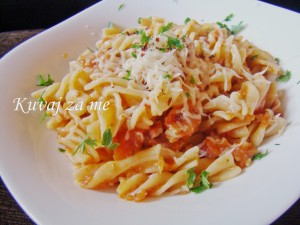 Pasta all'Arabiata