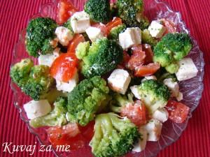 Brokoli salata (2)