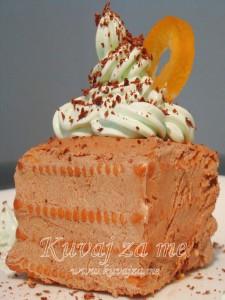 Keks torta Maša