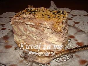 Čokolešnik torta
