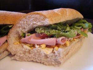 Dobro jutro sendvič