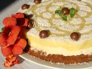 Pina Colada torta (3)