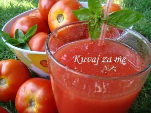 Kuvani paradajz