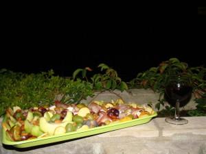 Morska večera