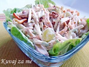 Waldorf salata