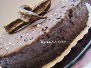 Rogač Saher torta