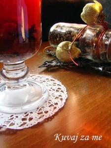 Zimski čaj sa brusnicama