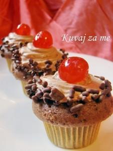 Čokoladni  kapkejks