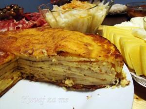Crnogorska pita