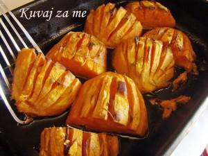 Rebrasti slatki krompir