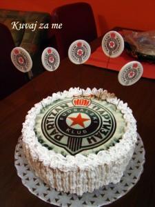 Lažna Partizan torta