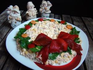 Kukuruz-tuna salata