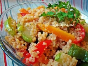 Kus-kus sa povrćem
