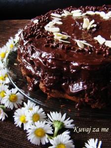 Cokoladna cvekla torta