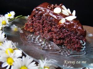 Čokoladna cvekla torta