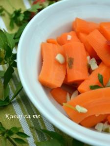 Ukiseljena šargarepa