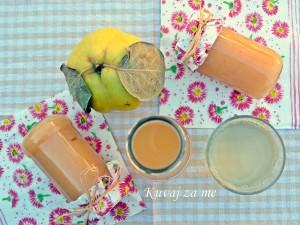 Marmelada i sok od dunja