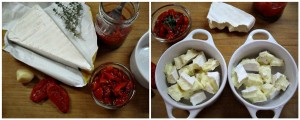 Zapečeni bri sa paradajzom